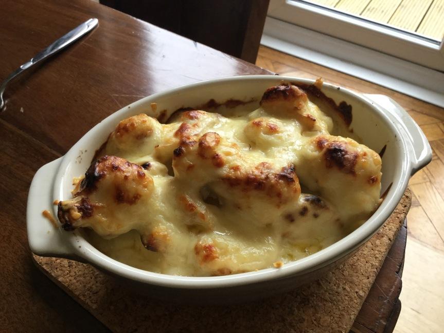 カリフラワーチーズ